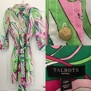 Talbots Stretch Dress
